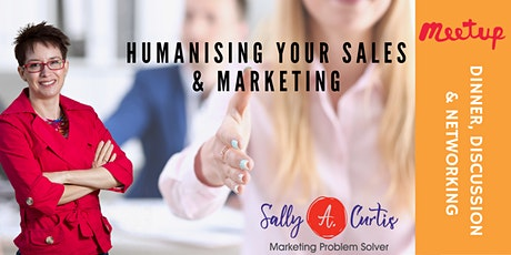 Humanising Your Marketing in 6 Easy Steps tickets