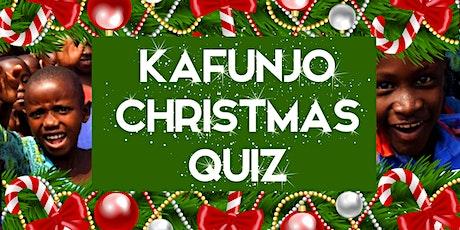 THE KAFUNJO CHRISTMAS QUIZ tickets