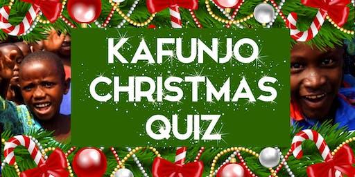THE KAFUNJO CHRISTMAS QUIZ