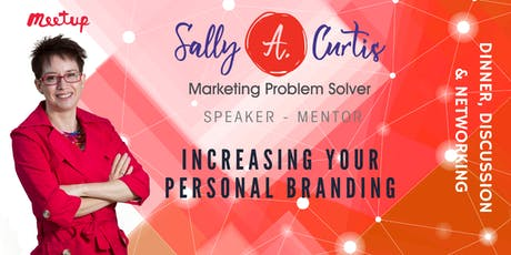 Increasing Your Personal Branding tickets