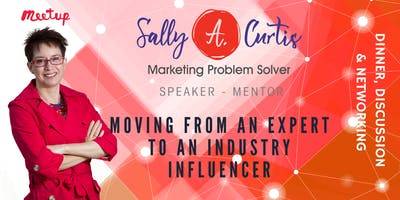 Moving from an Expert to an Industry Influencer