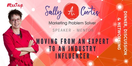 Moving from an Expert to an Industry Influencer tickets