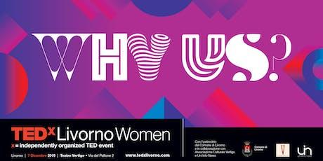 TEDxLivornoWomen biglietti