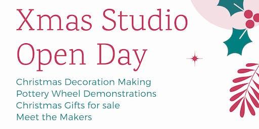 Xmas Studio Open Day