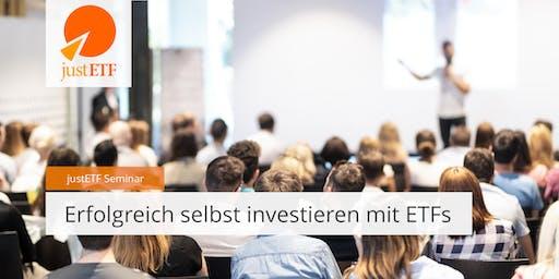 justETF Infoabend Frankfurt