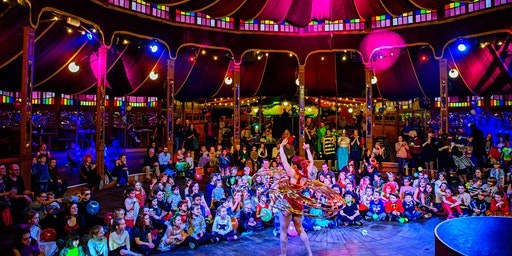 Christmas Family Cabaret & Disco