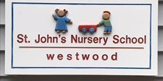 St. John's Nursery School Open House