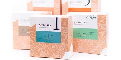 pourista Coffee Tasting