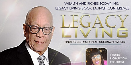 Legacy Living Book Launch Conference  tickets