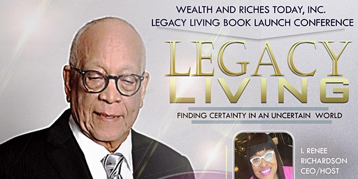 Legacy Living Book Launch Conference