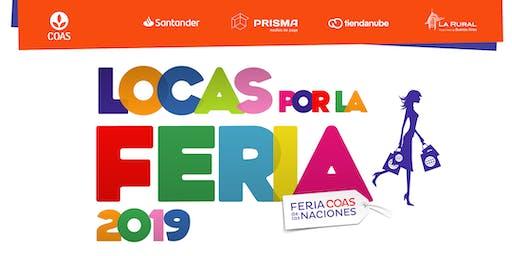 LOCAS POR LA FERIA - Feria COAS de las Naciones