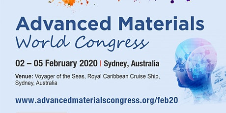 Advanced Materials World Congress tickets