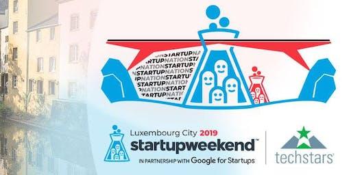 Techstars Startup Weekend Luxembourg 12/19