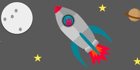 Workshop Digital Art: Redys Reise zum Mond Tickets