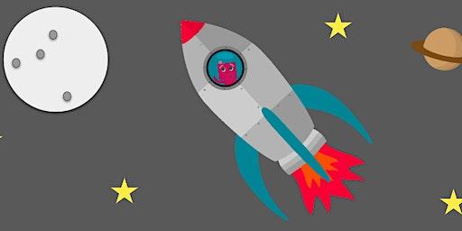 Workshop Digital Art: Redys Reise zum Mond