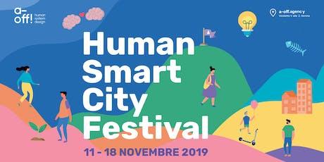 Human Smart City Festival biglietti