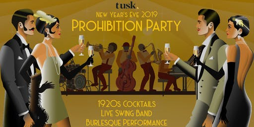 NYE Prohibition Party 2019