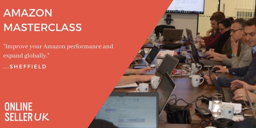 Amazon Masterclass Training Course - Sheffield