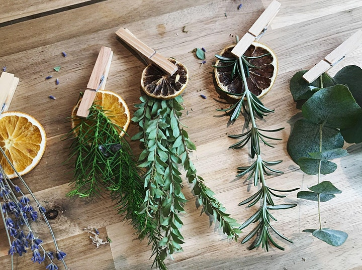 (SOLD OUT) Wreath Making Workshop - Queens Deli Hastings image
