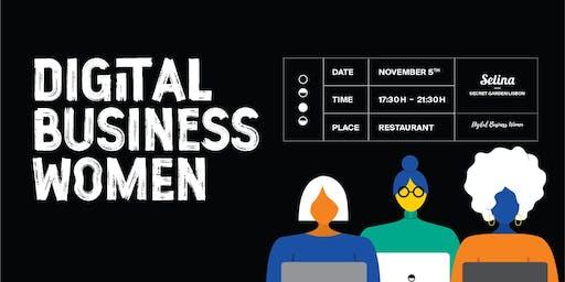 Digital Business Women Meetup - Second Year in Lisbon!