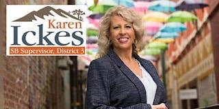 Kick Off With Karen Ickes for San Bernardino County Supervisor, D3