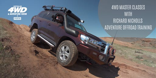 Perth 4WD & Adventure Show Masterclass - The Modern 4WD System