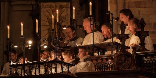 Southwark Cathedral Choir Christmas Concert - Handel's Messiah and Carols by Candlelight
