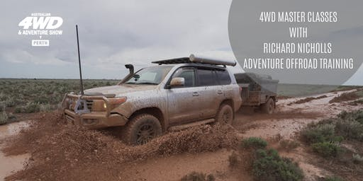 Perth 4WD & Adventure  Show Masterclass - Taking the BS out of Recovery