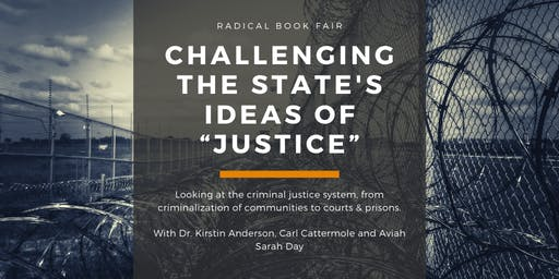 (In)Justice and the State   - Radical Book Fair Event