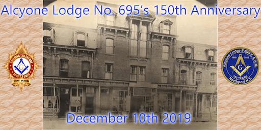 Alcyone's 150th Anniversary