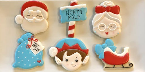 The North Pole Cookie Decorating Class