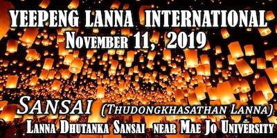 Mae Jo Sansai Yee Peng Lanna International , November 11, 2019