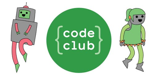 Hucclecote Library Code Club - Winter 2019