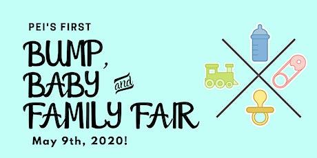 PEI Bump, Baby & Family Fair  tickets