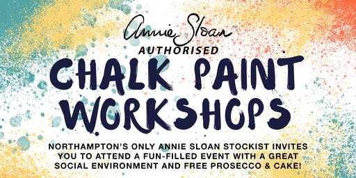Annie Sloan (Authorised) Chalk Painting Workshop - Texture