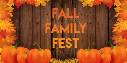 Fall Family Fest! (FREE EVENT)