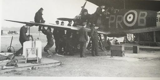 Adult Lecture Series: Aces, Airmen and the Biggin Hill Wing 1941-1942