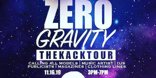 Zero Gravity Video Challenge Entry