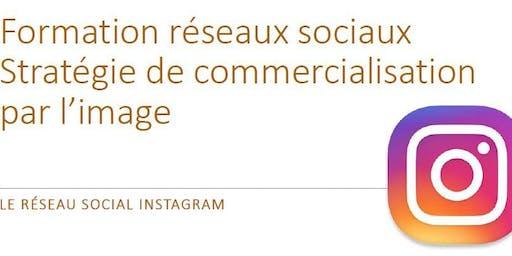"""""""Formation instagram - Stratégie de commercialisation par l'image"""""""