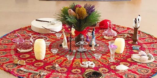 Creating a Personal Altar-grounding your daily life in deeper meaning