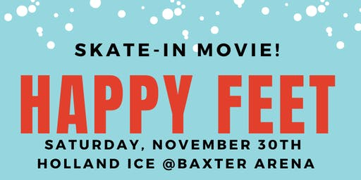 Holiday Skate-in Movie Night