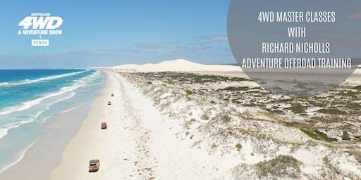 Perth 4WD & Adventure Show Masterclass - Hema Basics to get you going