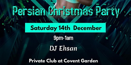 Persian Christmas Party tickets
