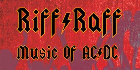Riff Raff tickets