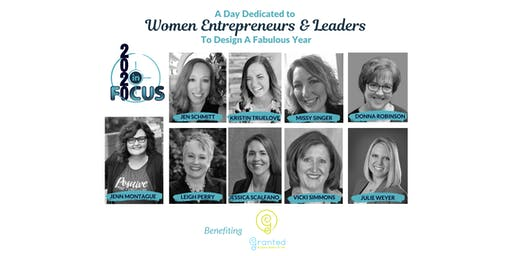 2020 In Focus - A Day Dedicated to Women Entrepreneurs & Leaders