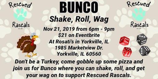 Bunco : Shake, Roll, Wag