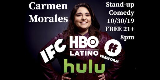 Carmen Morales: Search Party Comedy Show