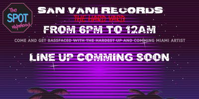 SAN VANI-THE HARD YARD 2020