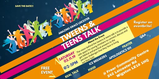 Tweens & Teens Talk