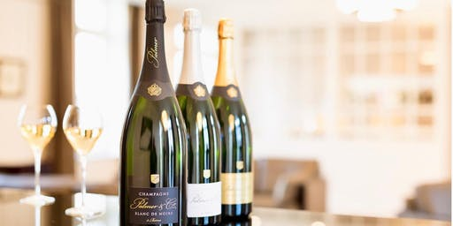 Champagne Palmer  & Co Masterclass with Arthur Camut